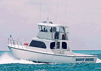 Charter Boat Bounty Hunter