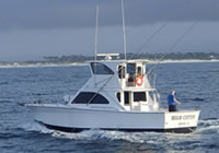 Charter Boat High Cotton