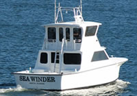 Charter Boat Sea Winder