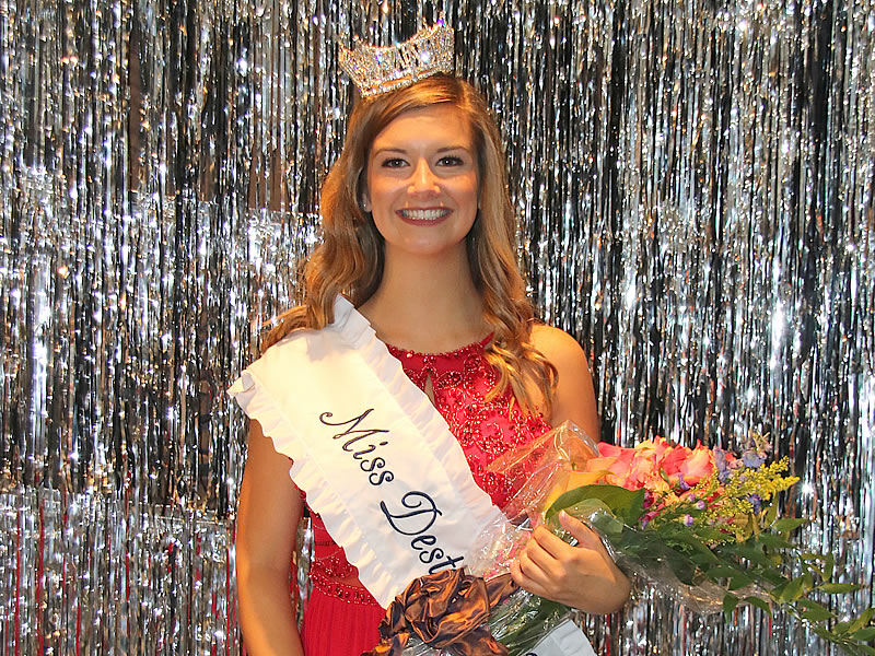 Miss Destin 2017