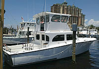 Charter Boat Barracuda