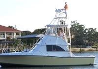 Charter Boat Blessed Adventure