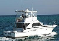 Charter Boat Blue Runner II