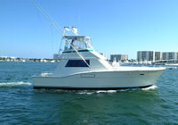 Charter Boat Cutting Edge