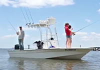 Charter Boat Emerald Coast Outfitters