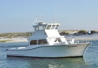 Charter Boat Gulf Ranger