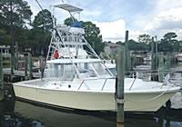 Charter Boat Hiliner