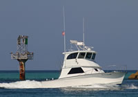 Charter Boat Huntress