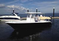 Charter Boat In-To-Wishin