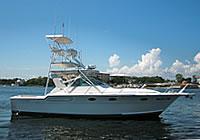 Charter Boat Miller Time