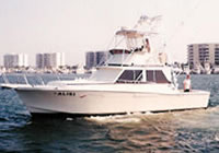 Charter Boat No Alibi