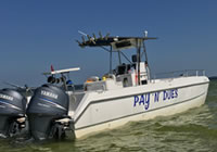 Charter Boat Pay n dues