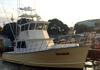 Charter Boat Rookie