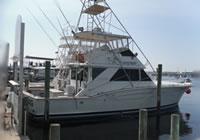 Charter Boat Screamn Drag
