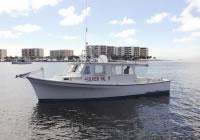 Charter Boat Silver Hook