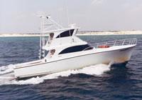 Charter Boat Twilight