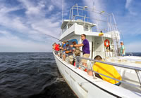 Charter Boat Gulf Breeze